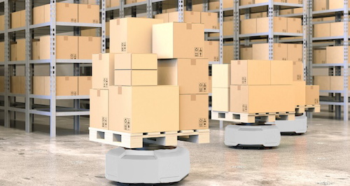 Automatic Warehouse Solution