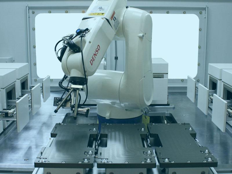 Module and PCBA<br/>自動測試機台